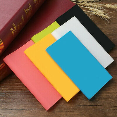 13×7.5cm Silicone Sleeve Protector Skin Cover For Xiaomi Power Bank 2 10000mAh