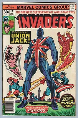 Invaders 8 Sep 1976 FI+ (6.5)