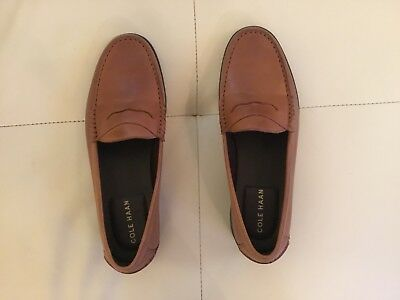 Cole Haan Contemporary Loafers Men's Slip-on Shoes Tan Brown 9 M