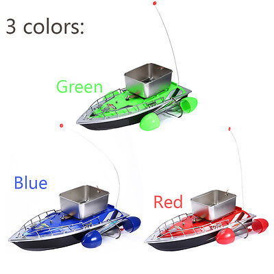 High Quality200M Remote Control RC Radio Bait Fishing Nest Lure Boat Ship