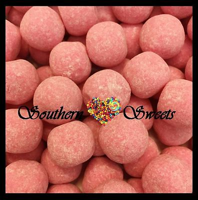 Kingsway Pink Cherry Bon Bons 700G Pink Lollies Gluten Free Lollies Made In Uk