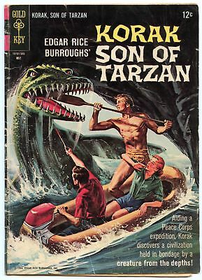 Korak Son of Tarzan 8 May 1965 VG- (3.5)