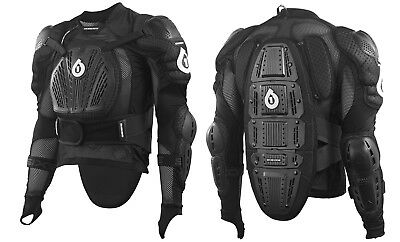 661 SixSixOne Rage Pressure Suit / Body Armor (CLOSEOUT) _6989-05