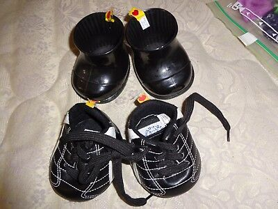 Build a Bear 2 Pairs Shoes