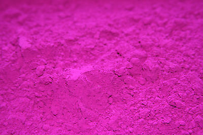 20g FUSCHIA MICA - Soap Candle Polymer Clay Making Colour Mineral Powder