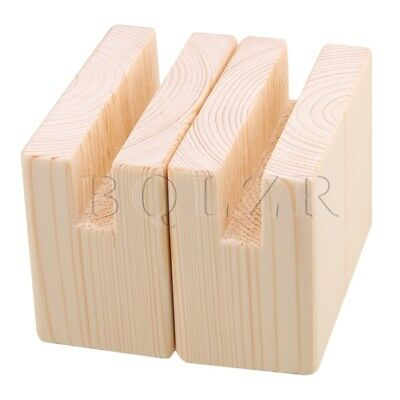 1.2CM Groove 5CM Lift Height Furniture Bed Storage Lift Raise Set of 2