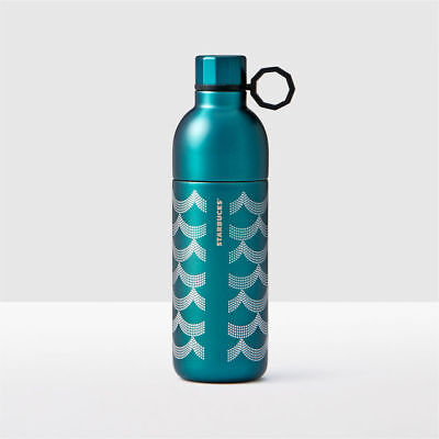 Starbucks Siren Scales Anniversary Collection Two Piece Stainless Water Bottle