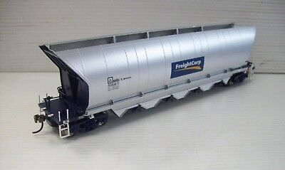 Auscision 120T Nhrh Freight Corp Batwing Coal Hopper Silver & Blue