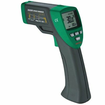 Original MASTECH MS6530A Non-contact Infrared Thermometer with Laser Pointer