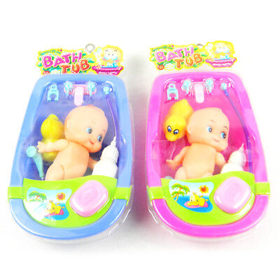 5pcs Children Water Toys kids Baby bath with bath Toys Early Educational UK*