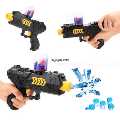 New Children Kids Water Crystal Gun Toys Paintball Squirting Toy Ourdoor Game 01