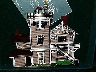 Shelia;s Historical Ornament East Brother Lighthouse station  1995 California