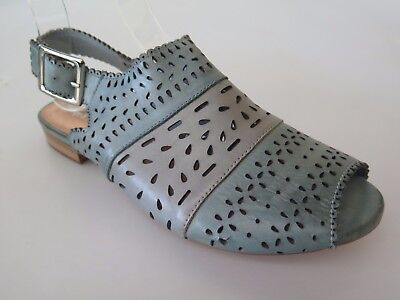 Django & Juliette - new ladies leather sandal size 37 #54