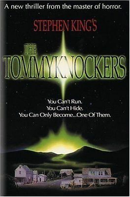 THE TOMMYKNOCKERS (Stephen King) -  DVD - UK Compatible