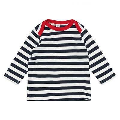 Babybugz Babybugz Striped Long Sleeve T-Shirt