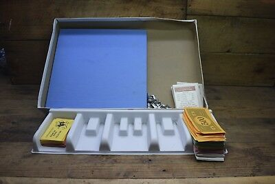 Vintage Monopoly Board Game By Parker Brothers Board Game