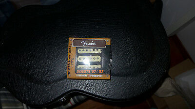 Fender Pickups Set Stratocaster 57/62