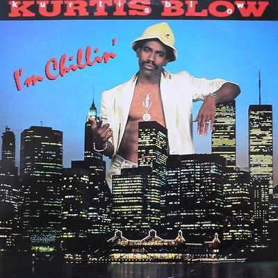 "12"": Kurtis Blow - I'm Chillin' - Club - JABX 42"