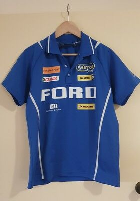 Official Ford FPR Merchandise - Mens Polo Shirt