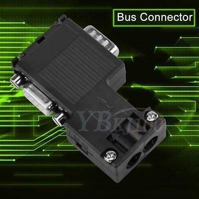 Profibus Bus Connector Compatible Siemens PLC 6ES7 972-0BB12-0XA0 DP Connector