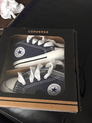 Converse Baby Size 2