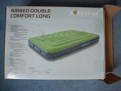 Ayacucho Double Comfort Airbed (Long)