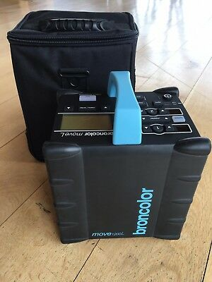 Broncolor Move 1200L Pack + Additional Battery - ***MINT +***
