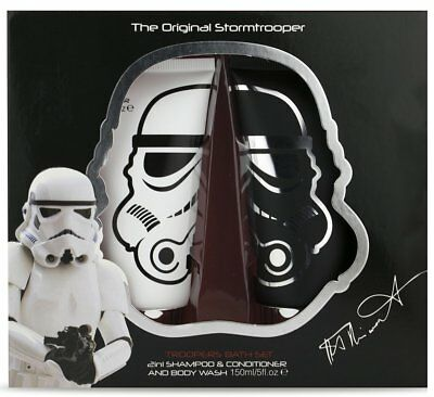 STORM TROOPER Toiletries Duo Gift Set IMPERFECT BOX