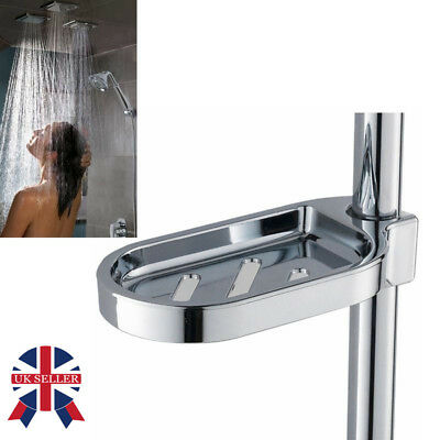 2PCS Metal Soap Dish Replacement Spare for Bathroom Accessory Universal Holder