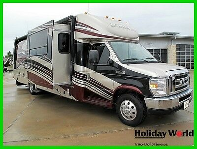 2015 COACHMEN CONCORD m-300-ts Used