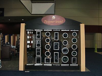 PRICE REDUCED!!!  Retail /Trade Show Display with Custom Built Shipping Crates!
