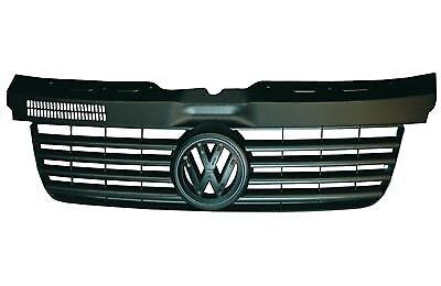 Volkswagen Transporter T5 2004 - 2009 Front Grille Upper New Oe 7H0853653