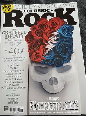 Classic Rock Issue 240 September 2017