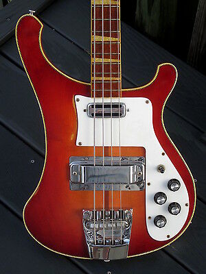 1973 Rickenbacker 4001 Bass last of the 60's featured bad boys !!