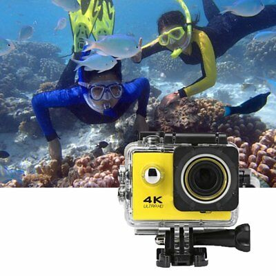 Waterproof 4K Wifi HD1080P Ultra Sports Action 2.0 Inch Camera DV Cam Camcorder