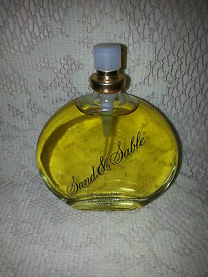 Sand & Sable cologne spray women by Coty 2 oz read-no cap