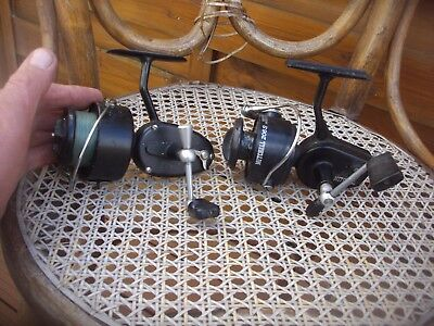 Lot 2 Moulinet Ancien Vintage Mitchell 206 S Et 300    Old Reel Fisching