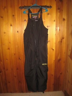 Klim,snowmobile,allure,bibs,womens,large