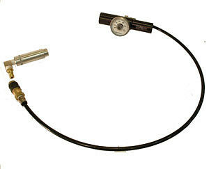 KJW M700 Macro Line Hose Kit  with Co2 Air Pneumatic Regulator Adjustable 0-200