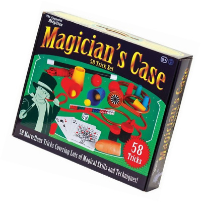 Set of 58 Easy To Lear Magic Tricks