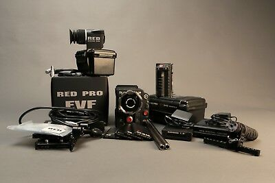 RED Epic Mysterium - X Camera Package