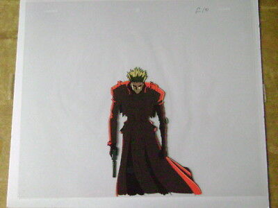 Trigun Vash The Stampede Anime Production Cel 20