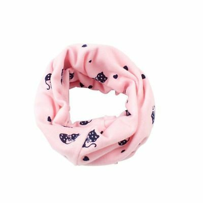 Baby Boys Girls Collar Scarf Autumn Cotton Neck Scarves Neck Wrap 15#