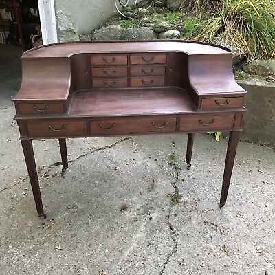 Carlton Desk Adam Style Grand Rapids Furniture Provenance