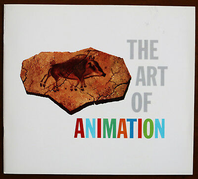 Walt Disney Productions The Art of Animation Book 1958 -Excellent Condition