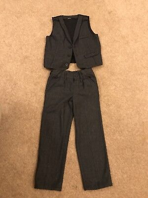 Boys M&S Suit Age 5-6