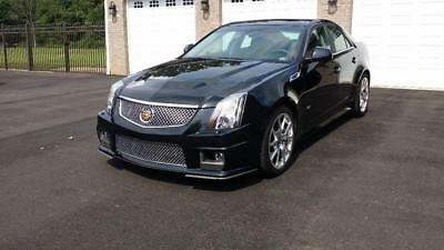 2009 Cadillac CTS CTS-V 2009 CTS-V Black/Black Supercharged 556 HP, Clean Title, 2nd owner, LOW MILES