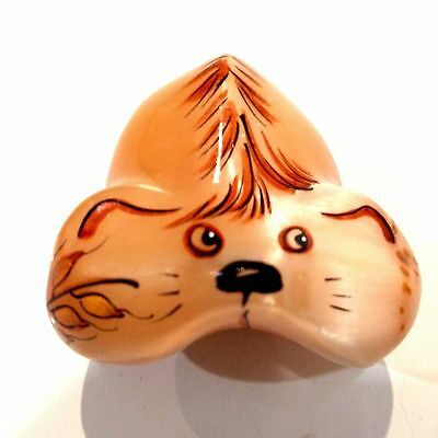 Hamster figurine Selenite natural stone painting handmade Souvenirs Russia