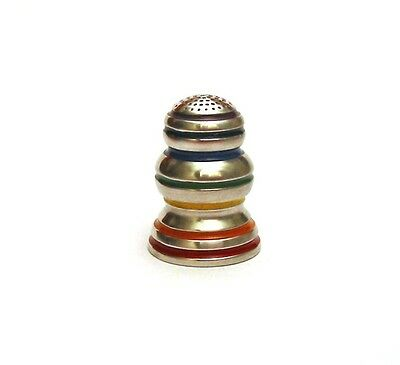 Chakra Pewter Collectable Thimble Well Being Gift Collectible Thimble NEW
