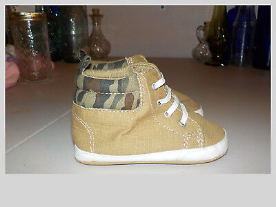 6 - 9  Months Newborn Infant Toddler Baby Boy Girl Soft Sole Crib Shoes Sneaker